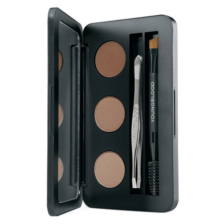 Youngblood Brow Artiste Kits, Brunette (3 g)