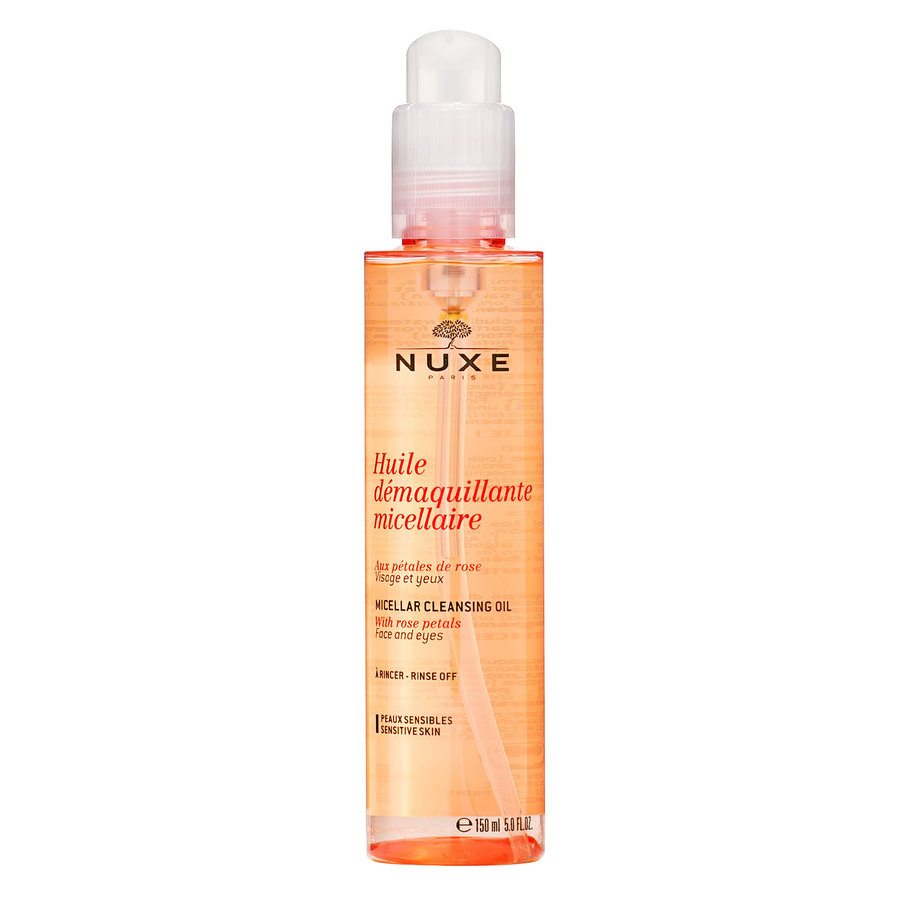 NUXE Micellar Cleansing Oil For Sensitive Skin (150 ml)