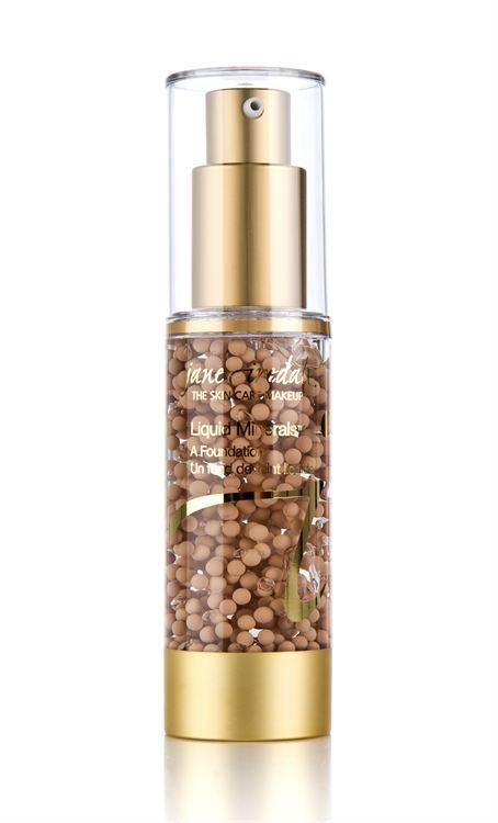Jane Iredale Liquid Mineral Foundation (30 ml), Warm Silk