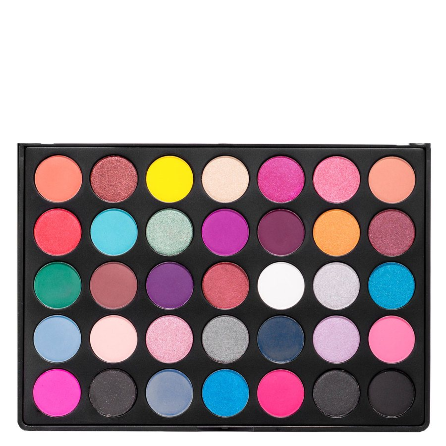 Smashit Cosmetics Eyeshadow Palette, Mix 16