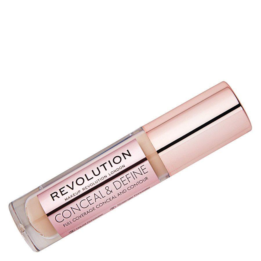 Makeup Revolution Conceal und definieren Concealer, C7