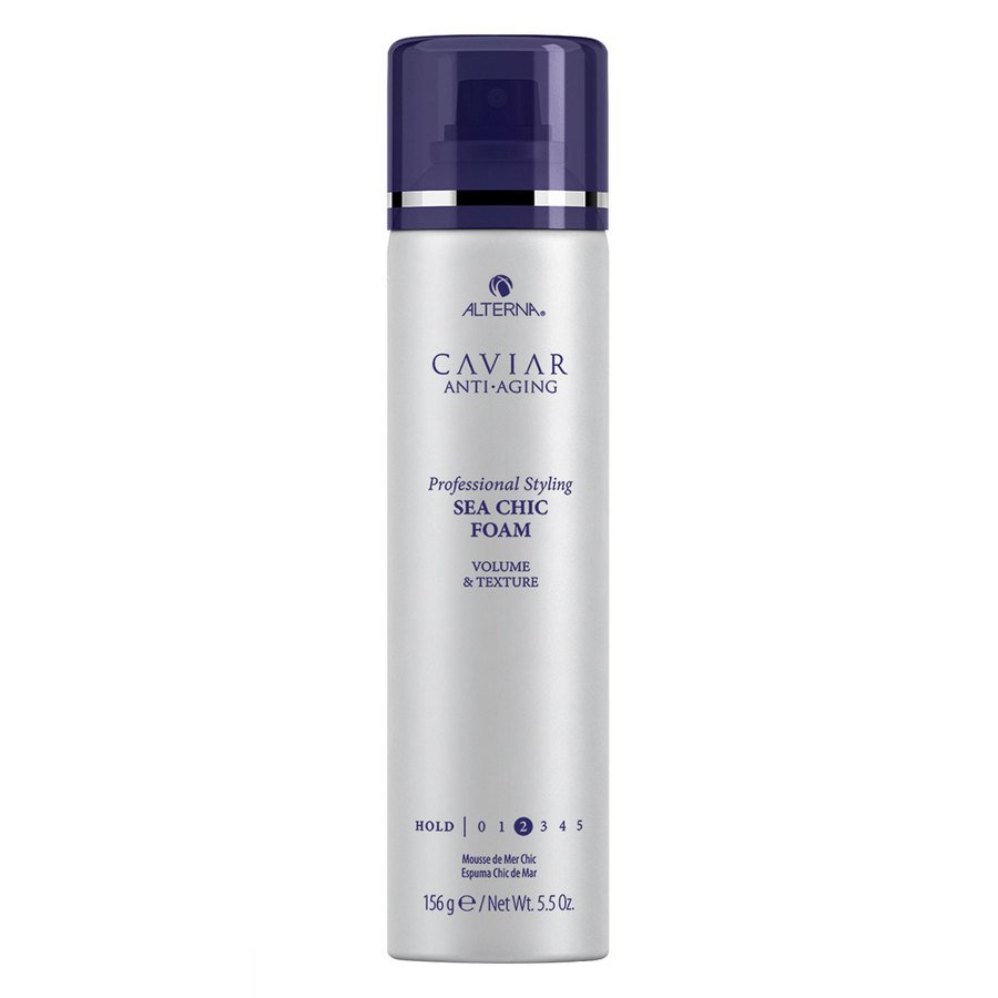 Alterna Caviar Sea Chic Volume and Texture Foam Spray (160 ml)