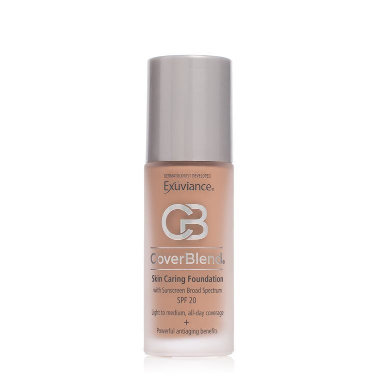 Exuviance CoverBlend Skin Caring Foundation SPF 15 Honey Sand 30ml