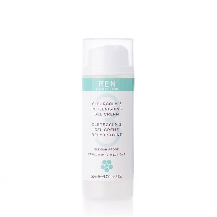 REN Clearcalm 3 Replenishing Gel Cream (50 ml)