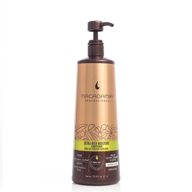 Macadamia Professional Ultra Rich Moisture Conditioner (1000 ml)