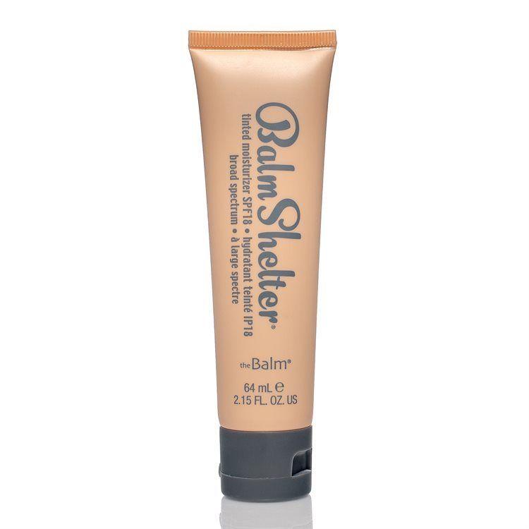 theBalm BalmShelter Tinted Moisturizer SPF 18 lighter than light 64 ml