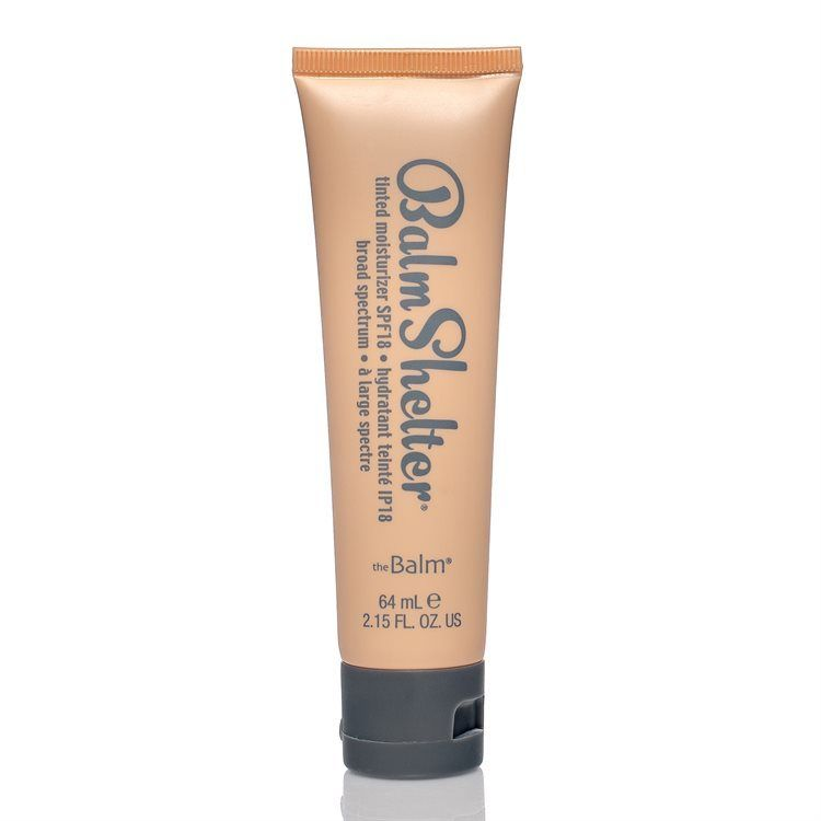 TheBalm BalmShelter Tinted Moisturizer LSF 18 Medium/Dark (64 ml)