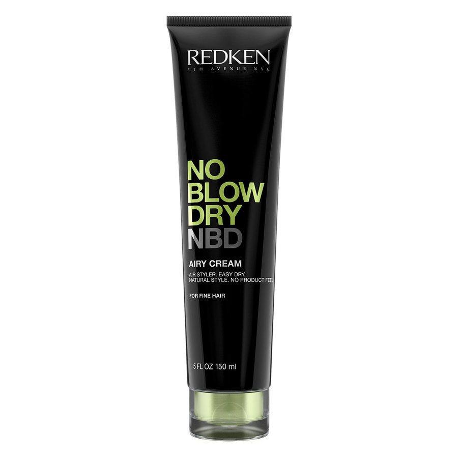 Redken No Blow Dry Airy Cream Fine Hair (150 ml)