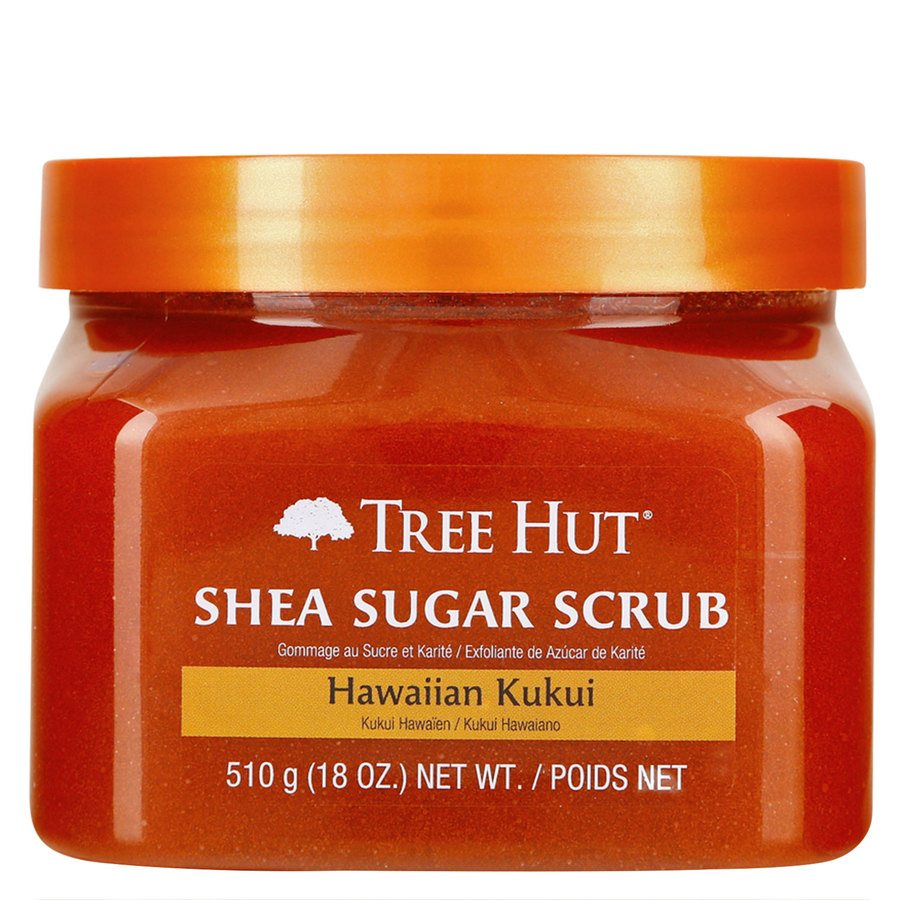 Tree Hut Shea Sugar Scrub Hawaiian Kukui 510g
