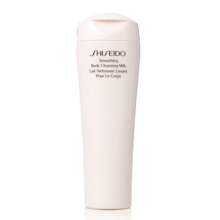 Shiseido Body Care Smoothing Body Cleansing Milk (200ml)