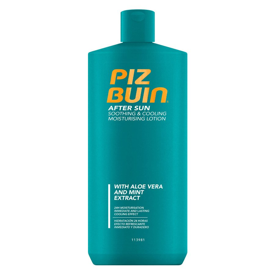Piz Buin After Sun Soothing & Cooling Moisturizing Lotion (200 ml)