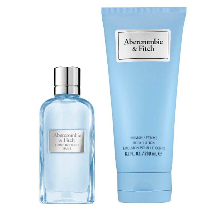 Abercrombie & Fitch First Instinct Blue Geschenkset für Frauen