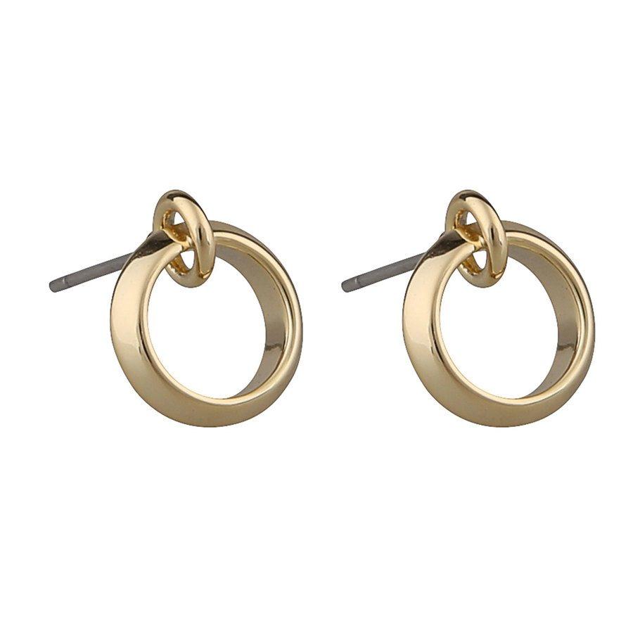 SNÖ of Sweden Gwen Ear Plain Gold