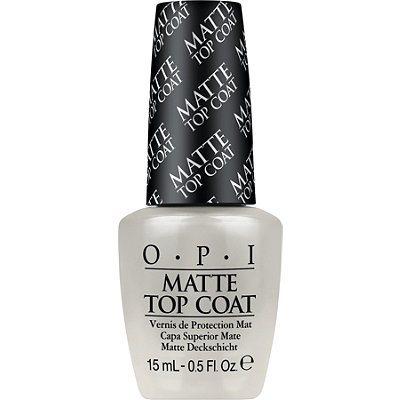 OPI Matte Top Coat NTT35 (15 ml)