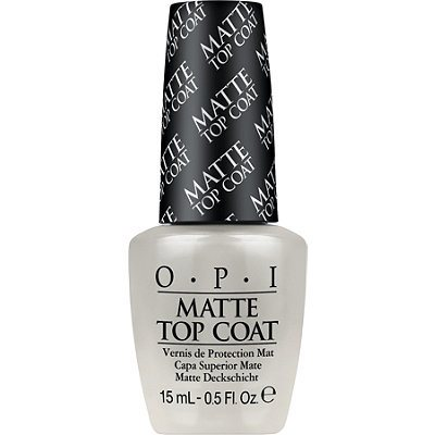 OPI Matte Top Coat NTT35 (15 ml)