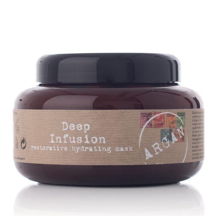 Nashi Argan Deep Infusion Beauty Treatment For All Kind Of Hair (500 ml)