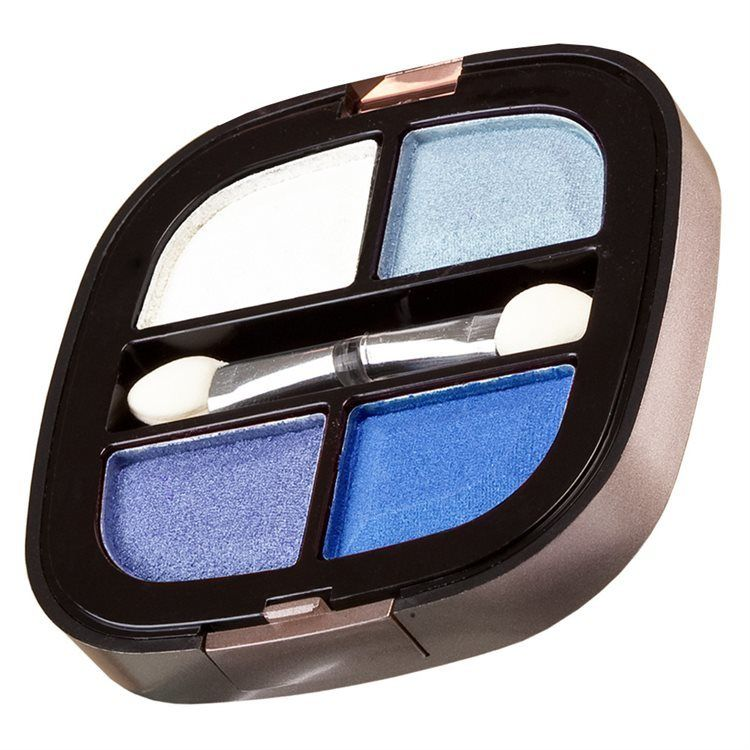 Nicka K New York Quad Eyeshadow, Monterrey NY080