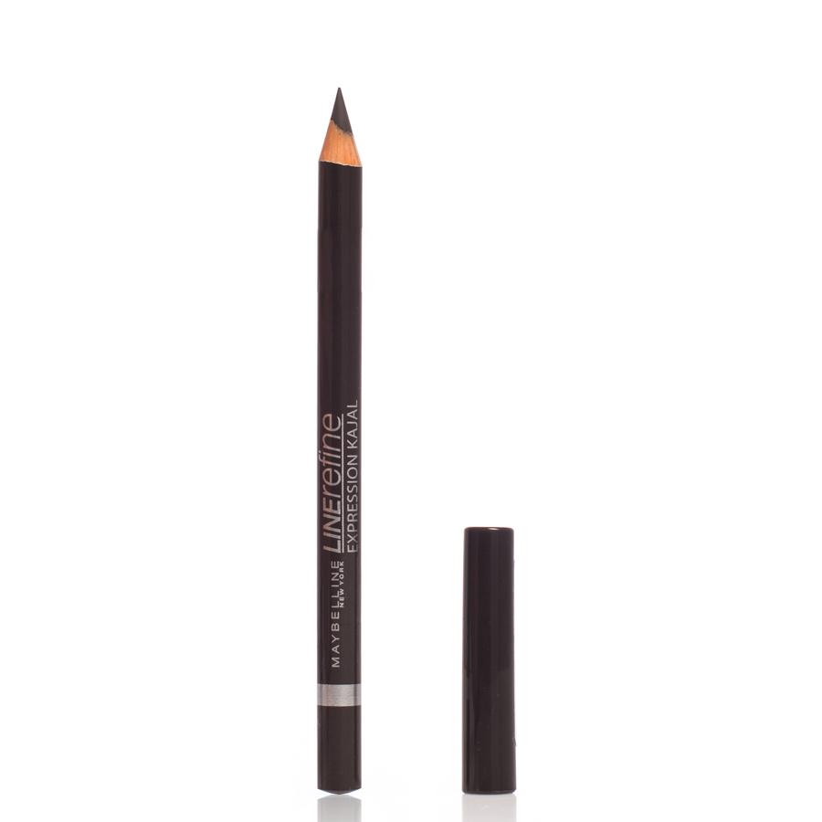 Maybelline Expression Eyeliner Pencil Augenbrauenstift, 38 braun