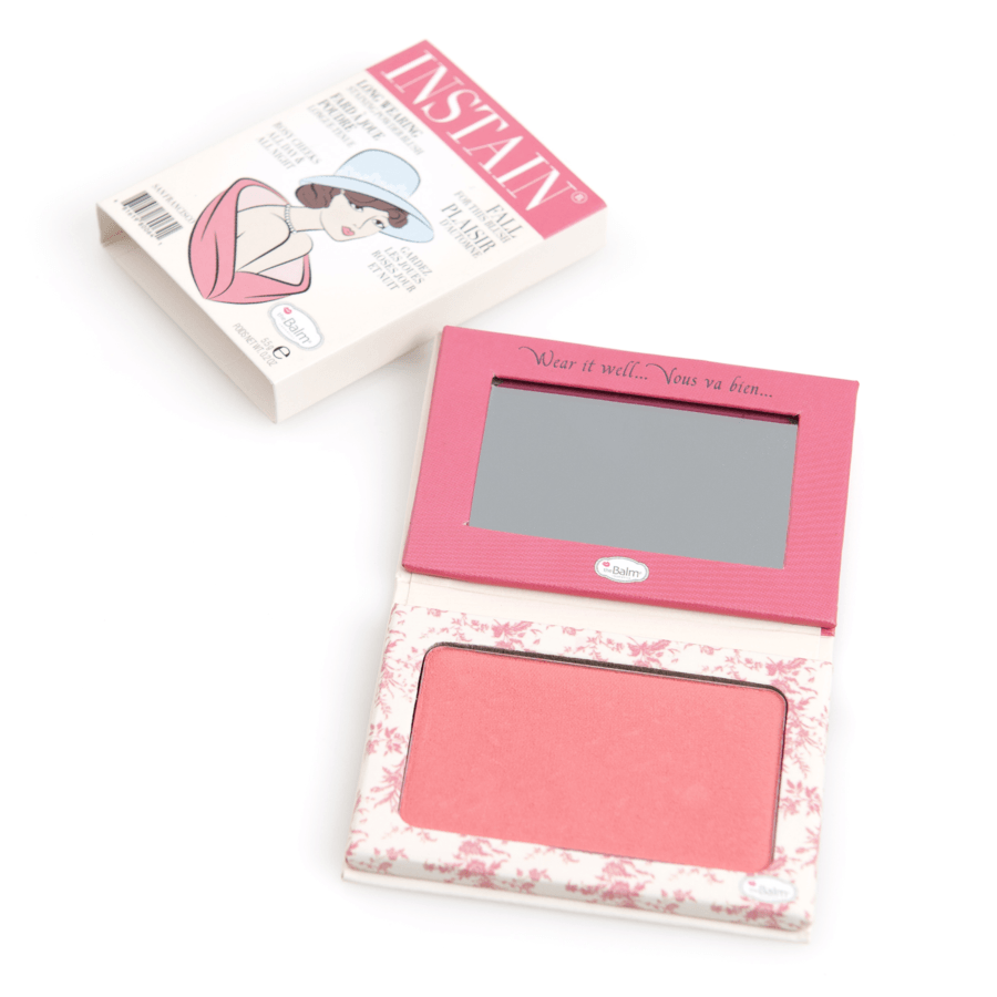 theBalm Instain Long Wearing Powder Blush, Toile (5,5 g)