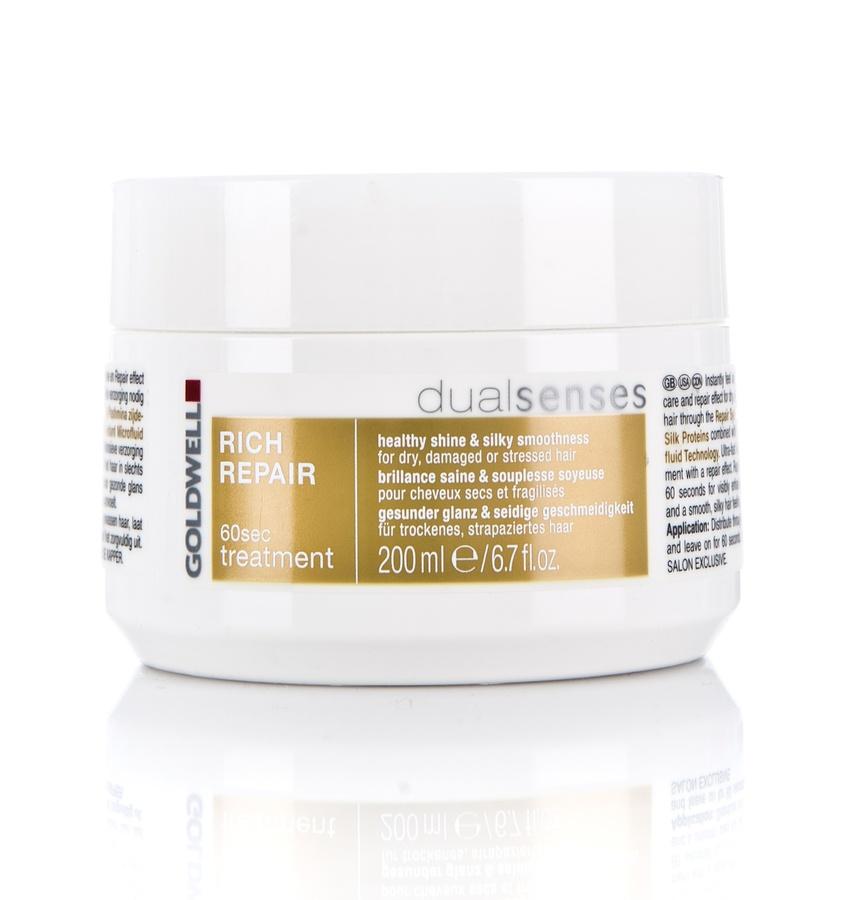 Goldwell Dualsenses Rich Repair 60sec Treatment (200 ml)