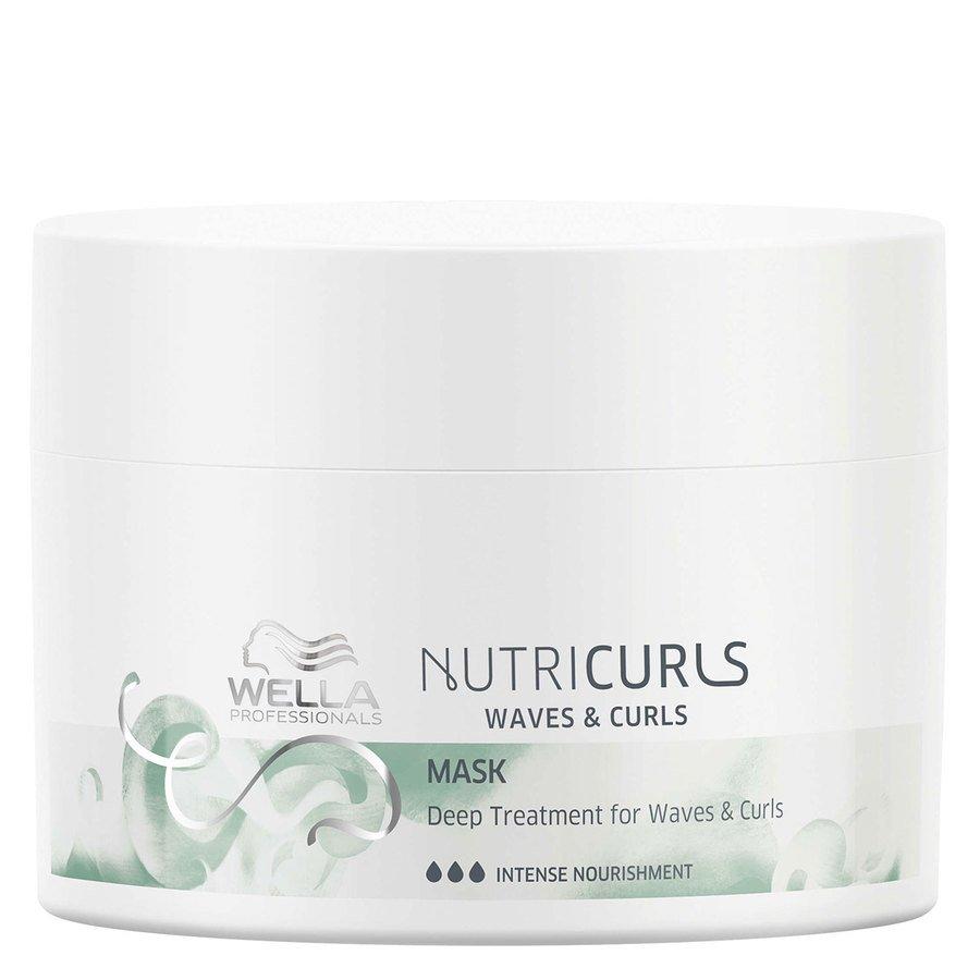 Wella Professionals Nutricurls Deep Treatment For Waves & Curls (150 ml)