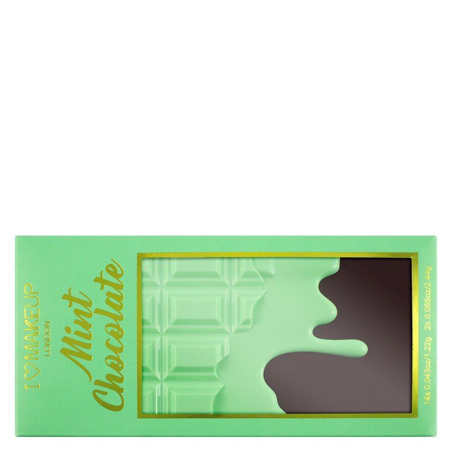 Makeup Revolution I Heart Makeup I Heart Mint Chocolate V4