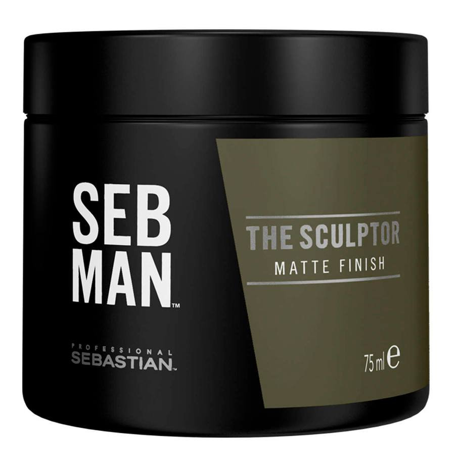 Seb Man The Sculptor Matte Finish Clay 75ml