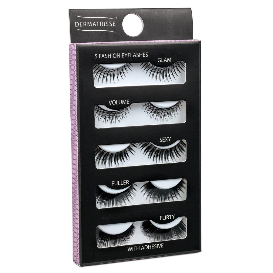 Dermatrisse Fashion Eyelashes 5 Paar