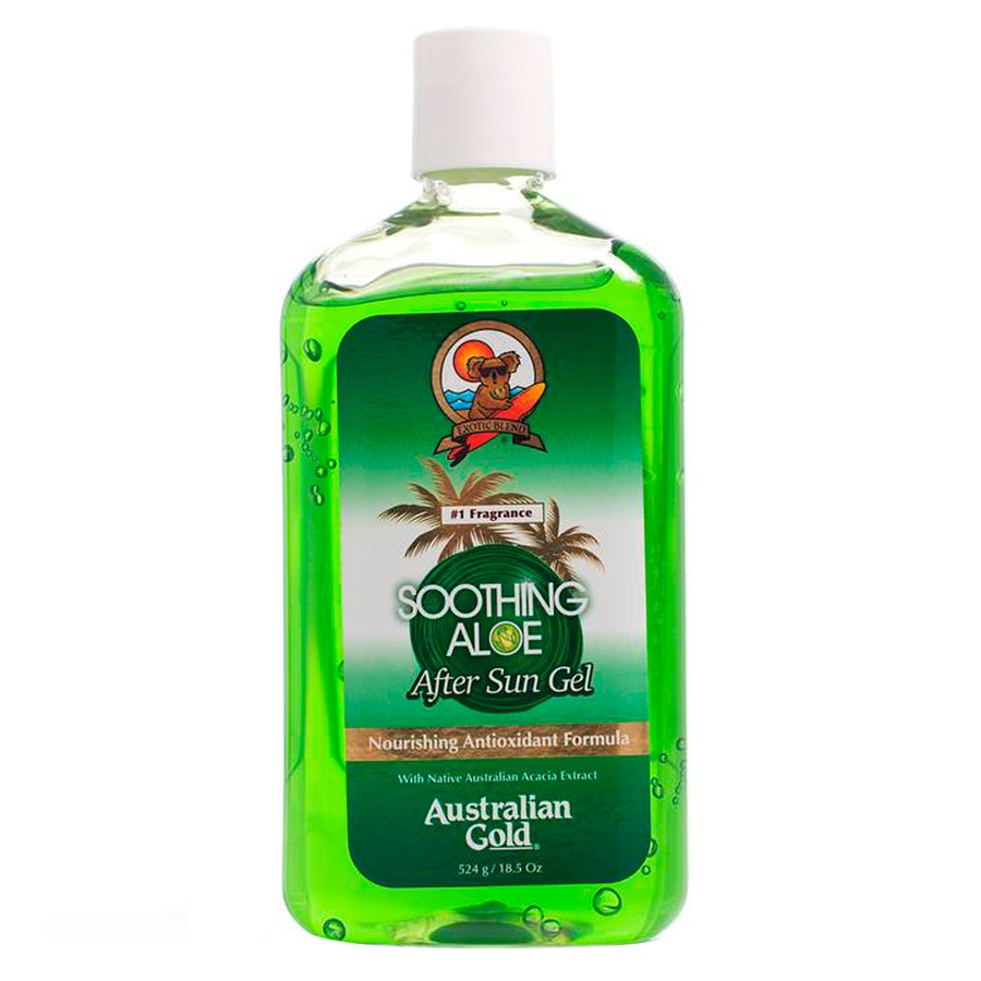 Australian Gold Soothing Aloe After Sun Gel (547 ml)