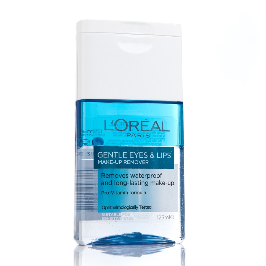 L'Oréal Paris Gentle Eyes & Lips Make-Up Remover (125ml)