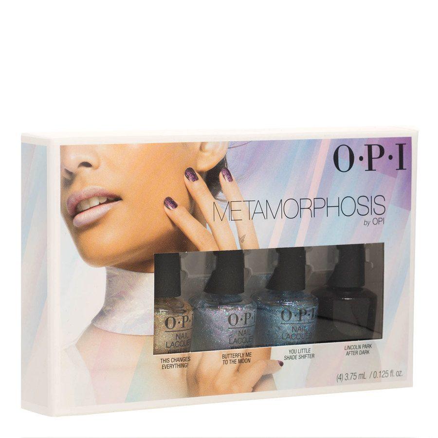 OPI Metamorphosis Mini 4 Pack, #1 (4 x 3,75 ml)