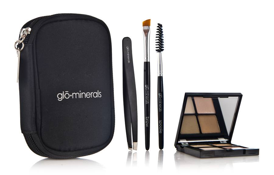 GloMinerals Brow Collection, Taupe