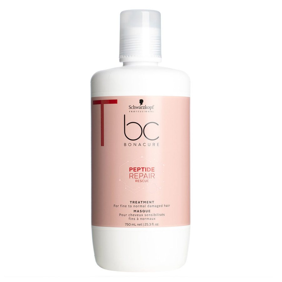 Schwarzkopf BC Peptide Repair Rescue Treatment (750 ml)