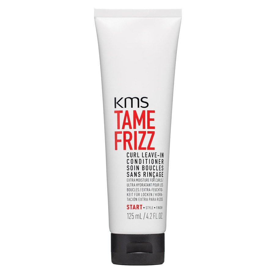 Kms Tame Frizz Curl Leave-In Conditioner (125 ml)