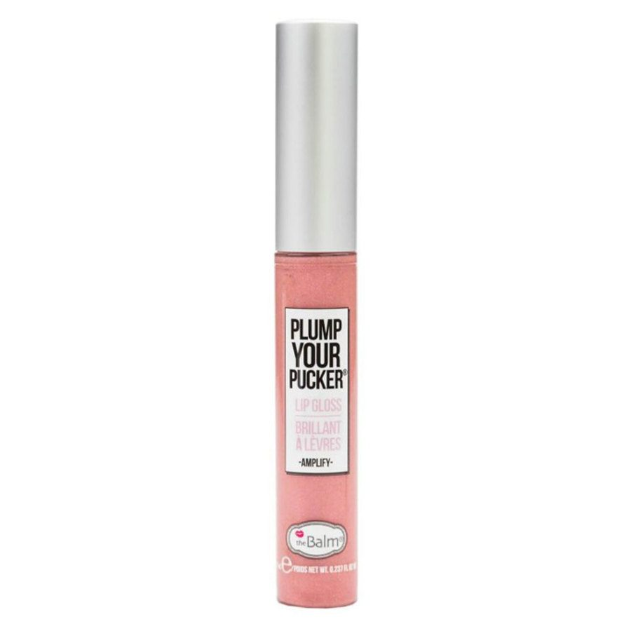 theBalm Plump Your Pucker Lip Gloss, Amplify 7ml