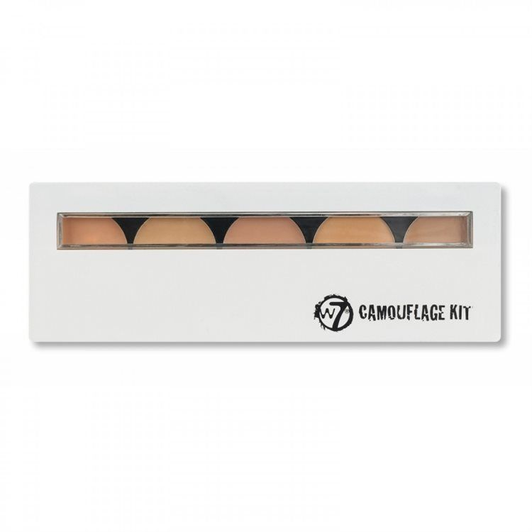 W7 Cosmetics Camouflage Kit
