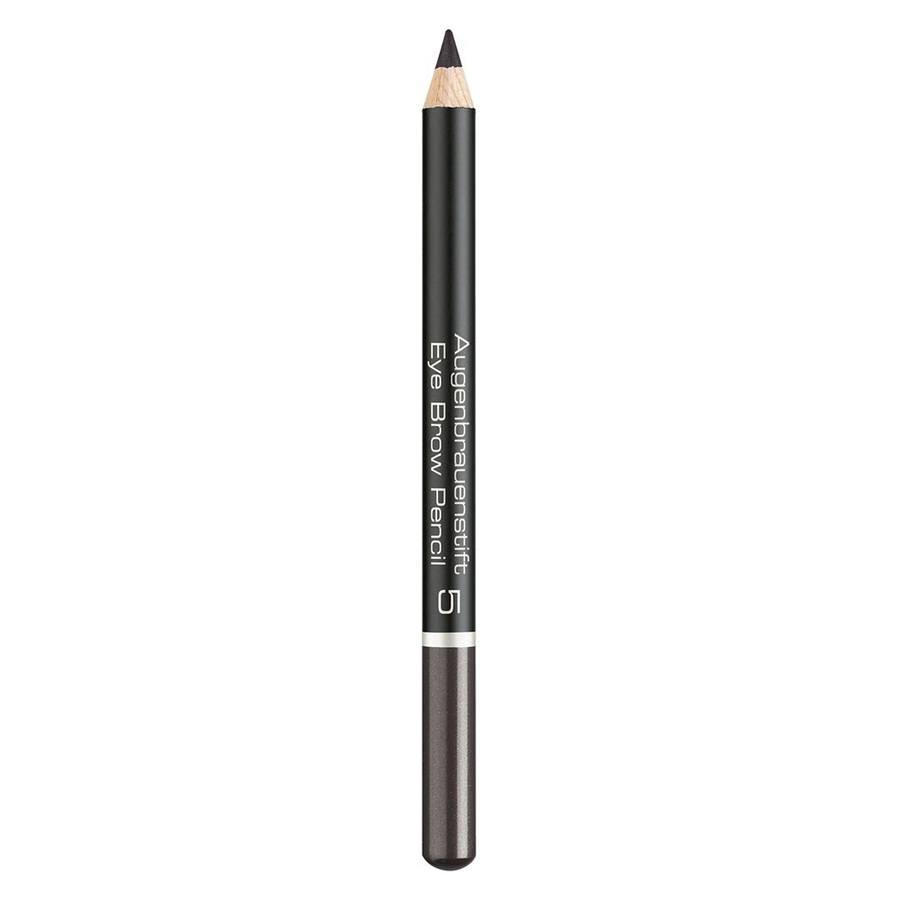Artdeco Eyebrow Pencil, #05 Dark Grey (shiny)