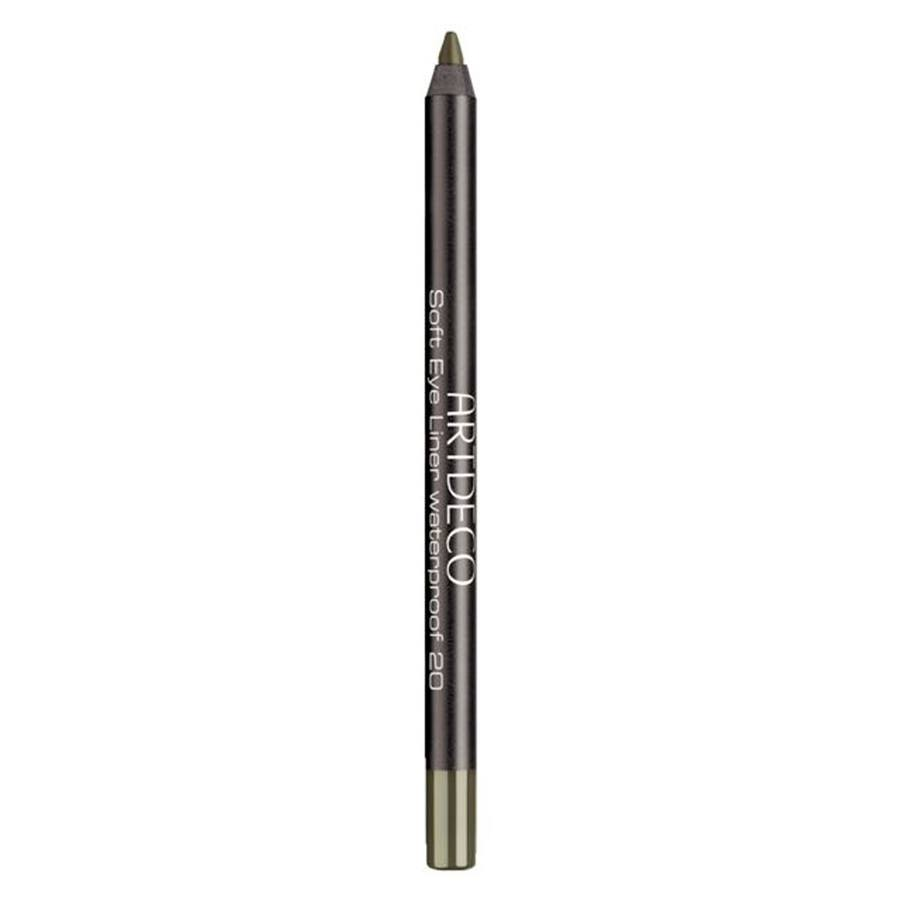 Artdeco Soft Eye Liner Waterproof, #20 Bright Olive