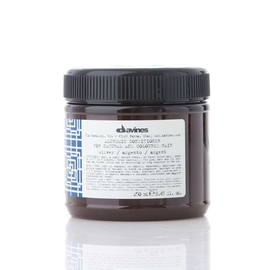 Davines Alchemic Conditioner (250 ml), Silver