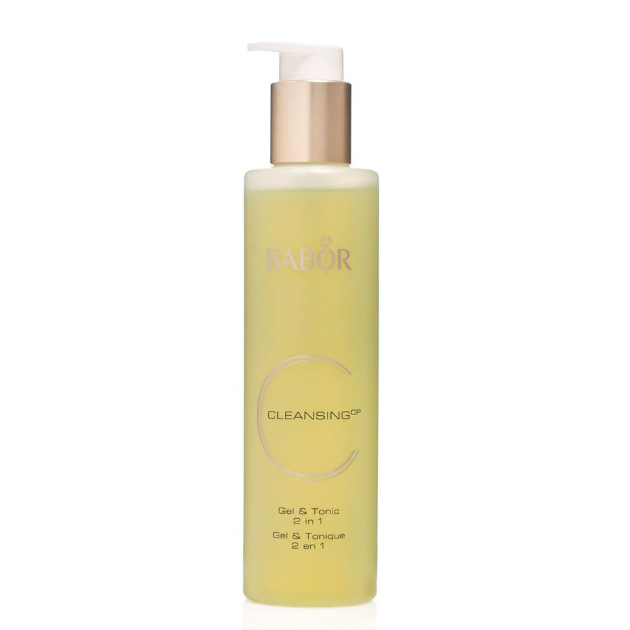 Babor Cleansing Gel & Tonic 2 in 1 (200 ml)