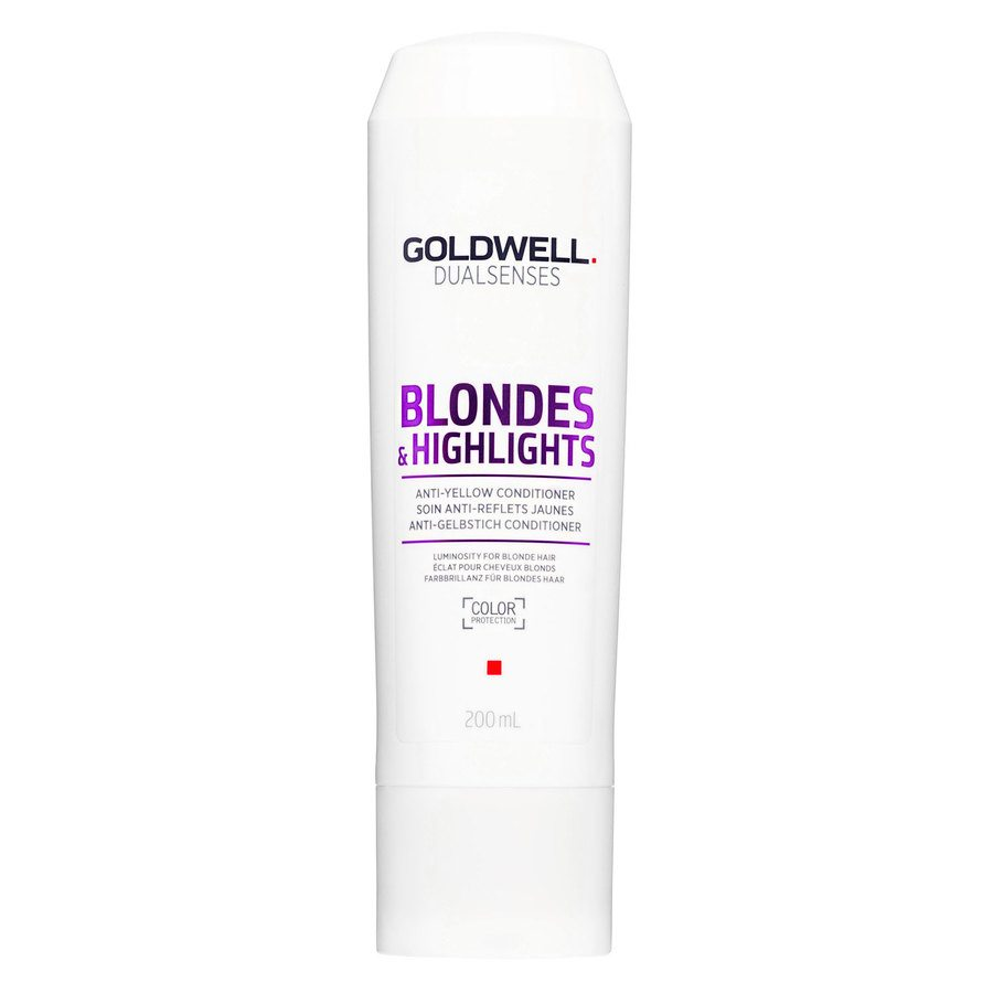 Goldwell Dualsenses Blondes & Highlights Anti-Yellow Conditioner 200ml