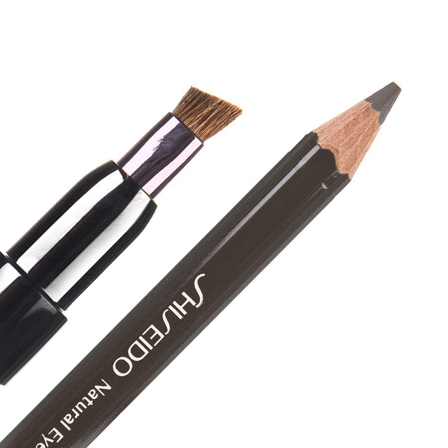 Shiseido Natural Eyebrow Pencil, #BR602 Deep Brown 1,1g