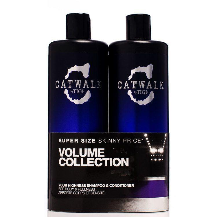 TIGI Catwalk Your Highness Shampoo & Conditioner Duo 2 x 750 ml
