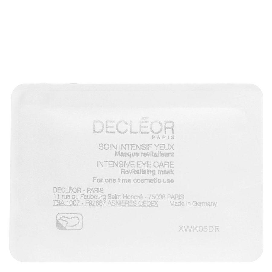 Decléor Intensive Eye Care Revitalising Mask 5x2 Set
