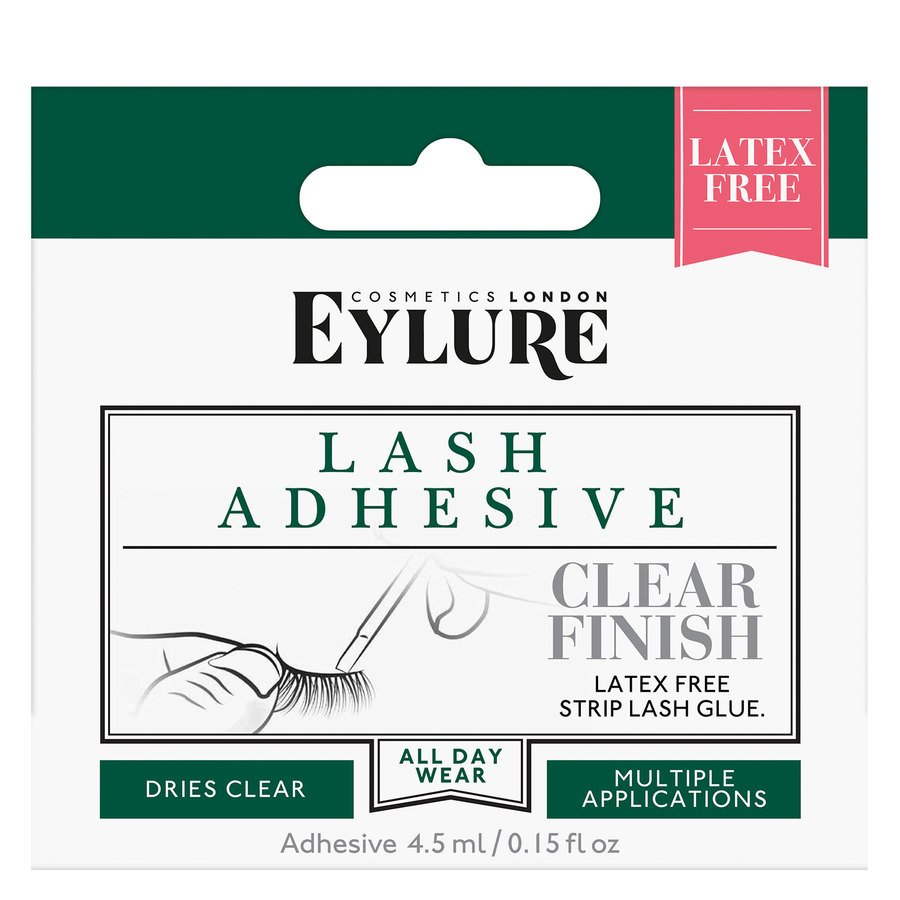 Eylure Lashfix Latex Free Strip Adhesive Clear (4,5 ml)