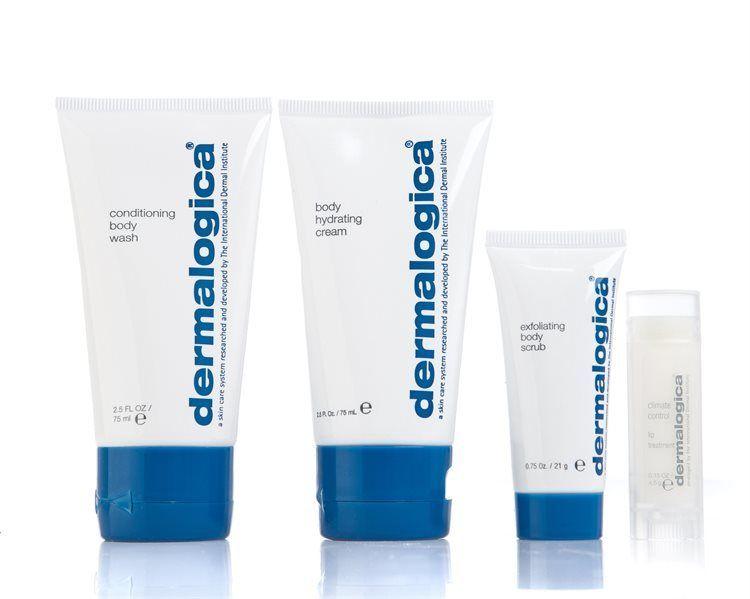 Dermalogica Body Therapy Skin Kit (4 Produkte)