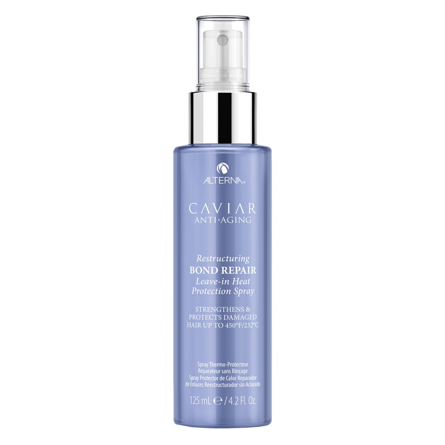 Alterna Caviar Anti-Aging Restructuring Bond Repair Leave-In Heat Protection Spray (125 ml)