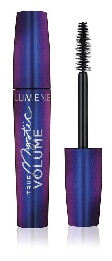 Lumene True Mystic Volume Mascara (11 ml), Mystic Black
