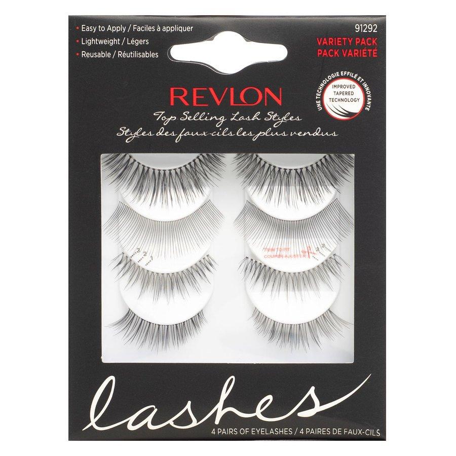 Revlon Lashes 4 Pack, 91292