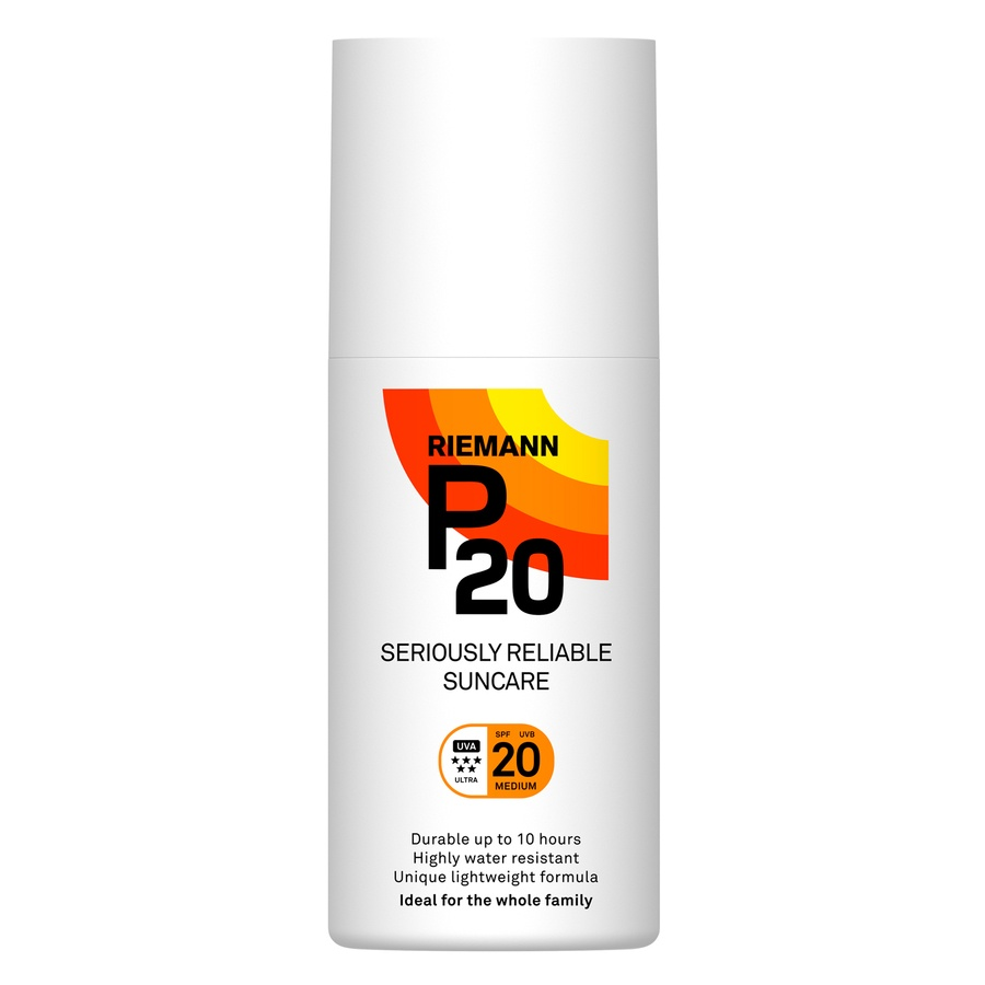Riemann P20 Spray, SPF 20 (200 ml)